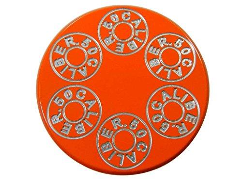 Orange Billet Aluminum Gas Cap Fits All Polaris UTV Models XP1000 XP900 900s 800s 800 Trail Jagged X RZR4 RZR 5349-A3