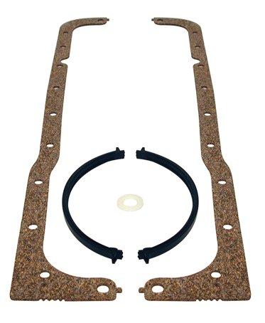 OIL PAN GASKET SET  GLM Part Number 39160 Sierra Part Number 18-0407 Mercury Part Number 27-64798
