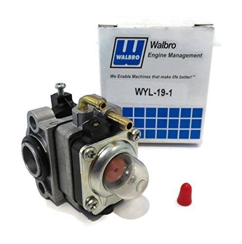 OEM Walbro CARBURETOR Carb WYL-19 Shindaiwa T230 T230X T230XR_EMC  20016-81021 by Sunbelt