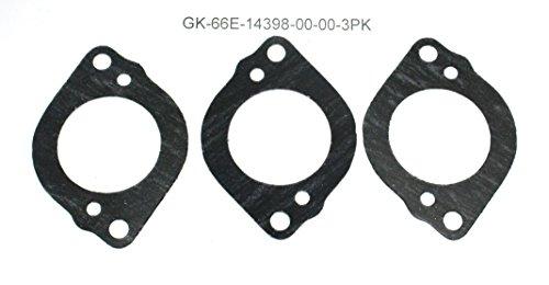 Yamaha Carburetor 1200 Triple Carb Base Gasket 66e-14398-00-00 Gp Xl XLT