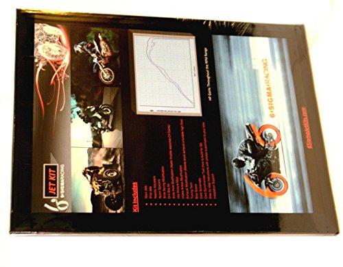Honda VT750 VT 750 DC cc Shadow Spirit Custom Carburetor Carb Stage 1-7 Jet Kit