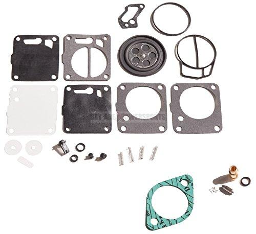 Carburetor Carb Rebuild Kit Needle Seat Base Gasket Sea Doo 717 GTI 1999-2005
