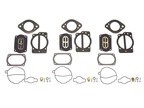Kawasaki Cdkcv Triple Carb Rebuild Kit Bg 900 1100 1200 STX R Zxi Ultra 150 900 1100 1200 STX R Zxi Ultra 150 98-06900 1100 1200 STX Zxi Ultra 150 Stx-r Bg
