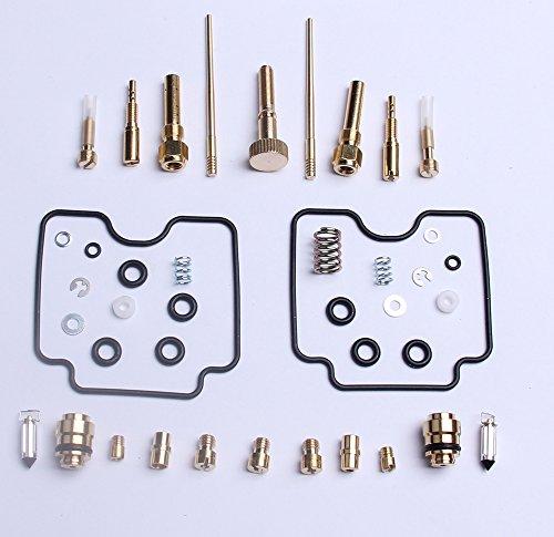 New Carburetor Repair Kit Carb Rebuild Kit For YAMAHA RAPTOR 660 YFM660R 2001-2005