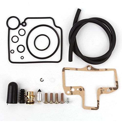 Wingsmoto Carburetor Repair Carb Rebuild Kit for Mikuni same as KHS-016 for HSR-4245