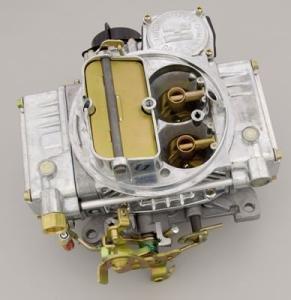 Holley 0-80457S Model 4160 600 CFM Square Flange 4-Barrel Vacuum Secondary Electric Choke Carburetor