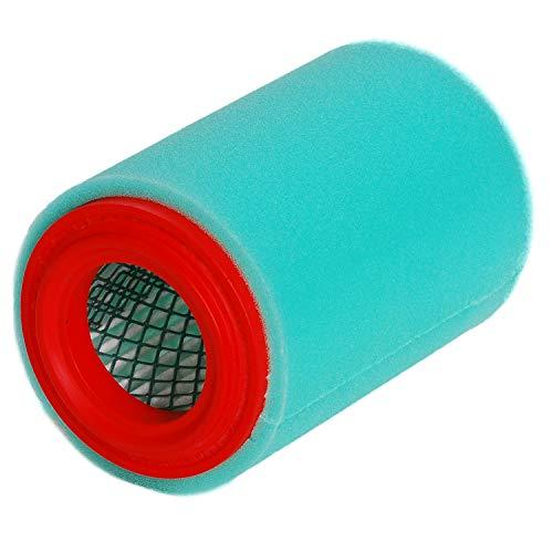 HIFROM Air Filter Element Cleaner for Yamaha Big Bear 250 YFM250B 400 YFM400 YFM400FB YFM400F YFM400FB Bear Tracker 250 YFM250X YFM250B YFM250XH Replaces 1P0-E4450-00-00 4XE-E4450-00-00 Pack of 1