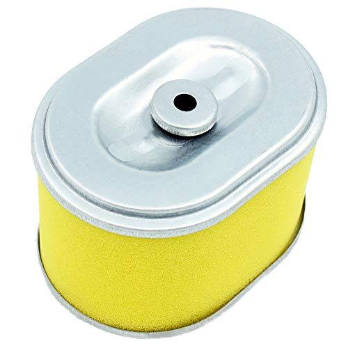 QAZAKY Air Filter Cleaner for GX100 GX110 GX120 GX140 GX160 GX200 GX240 5hp 55hp 65hp 168F 2893881 5247408 7372444 7370968 212CC 17210-ZE1-505 17210-ZE1-507 17210-ZE1-517 17210-ZE1-820 17210-ZE1-821