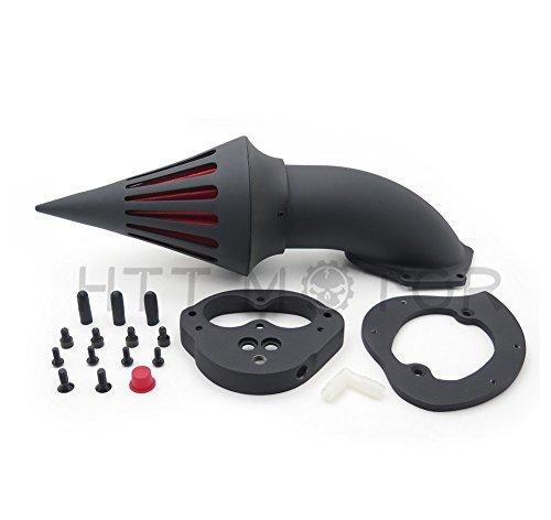SMT MOTO- Motorcycle Black Air Cleaner Kits Intake For Kawasaki Vulcan 1500 1600 Classic 2000 - 2012