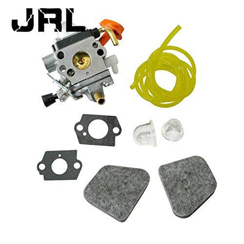 JRL Carburetor Carburetor Gasket Fuel Line 45 Feet For Stihl FS100RX FS-110R