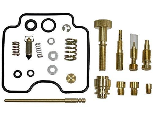 Outlaw Racing OR4157 ATV Carburetor Rebuild Kit LT-F250 Quadrunner 2000-2001