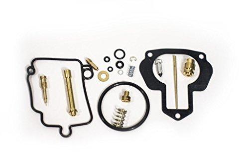 94-96 Yamaha 350 Big Bear YFM 350FW 4x4 Carburetor Repair Kit Rebuild Carb Kit