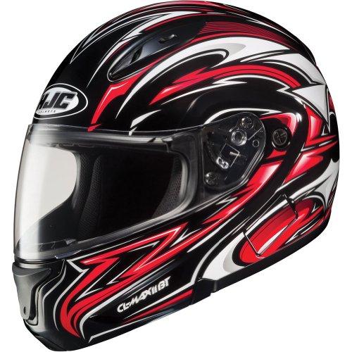 Hjc Atomic Modular Men's Cl-max Ii Full Face Motorcycle Helmet - Mc-1 / Medium