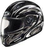 Hjc Cl-max Ii Atomic Modular Helmet - Small/mc-5