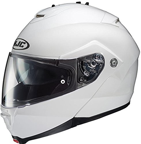 Hjc Is-max Ii Modular Helmet Gloss White (3xl)