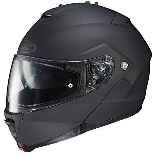 Hjc Is-max Ii Modular Motorcycle Helmet (matte Black, X-large)