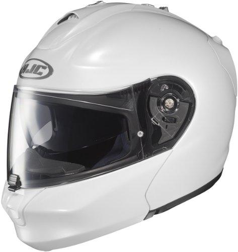 Hjc Rpha-max Modular Motorcycle Helmet (white, Medium)
