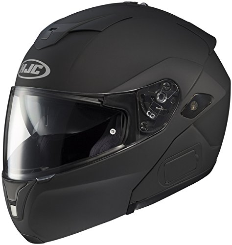 HJC Sy-Max III Modular Motorcycle Helmet Matte Black Extra Large XL