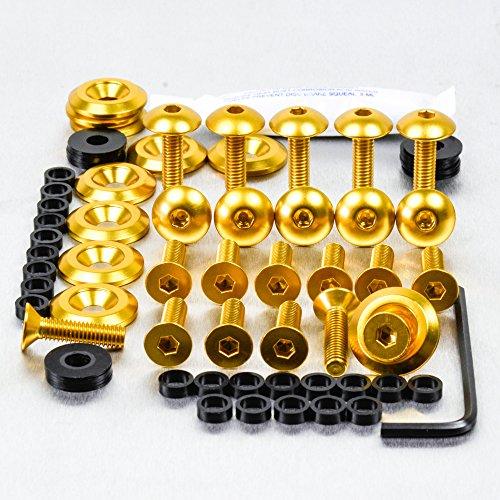 Aluminium Fairing Kit Ducati 851 Desmo Gold