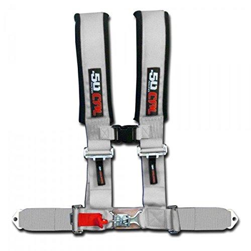 50 Caliber Racing 4 Point 2 Safety Race Harness Polaris UTV RZR XP1000 XP900 900 800 570