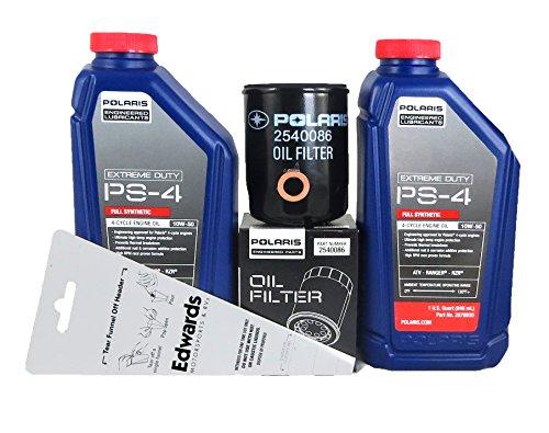 2012 Polaris Ranger 800  Xp Hd Extreme Duty Oil Change Kit