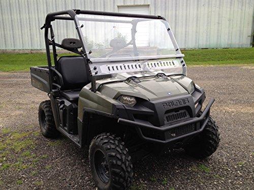 Polaris Ranger 800 EFI Full Size 2009-2014 Vented Windshield
