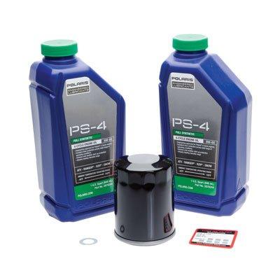 Tusk 4-Stroke Oil Change Kit -Fits Polaris RANGER 800 CREW 2010-2014