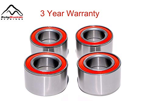 Polaris Ranger 700 500 400 XP EFI 6x6 2x4 4x4 EV Compatible Front and Rear Wheel Bearings - Exceeds OEM