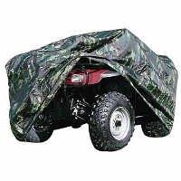 Vehicore ATV Quad 4 Wheeler Cover for Polaris Outlaw 90 Youth Camo