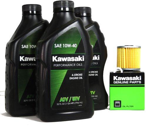 1997 Kawasaki BAYOU 220 Oil Change Kit