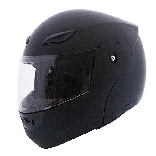 HCI 90 Modular Helmet Matte Black XX-LargeSize 06