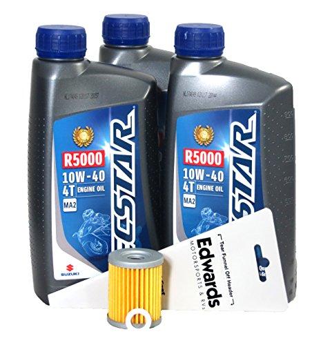 2002-2006 Suzuki LT-F250 OZARK Oil Change Kit