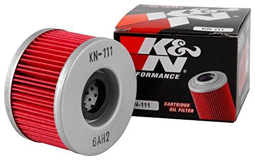 K&N KN-111 Honda Powersports High Performance Oil Filter