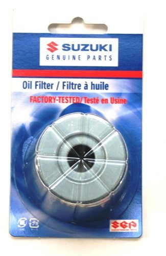 Suzuki OEM Oil Filter DR-Z125 DR200 LT-Z250 16510-25C00