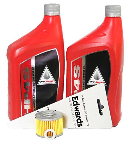 2015-2017 Honda CBR300R Full Synthetic Oil Change Kit