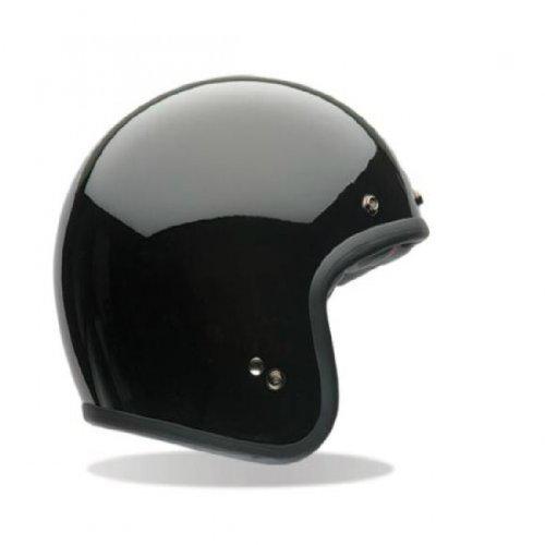 Bell Custom 500 Vintage Black Helmet Size Xlarge