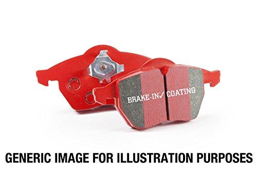 EBC Brakes DP31988C Redstuff Ceramic Low Dust Brake Pad