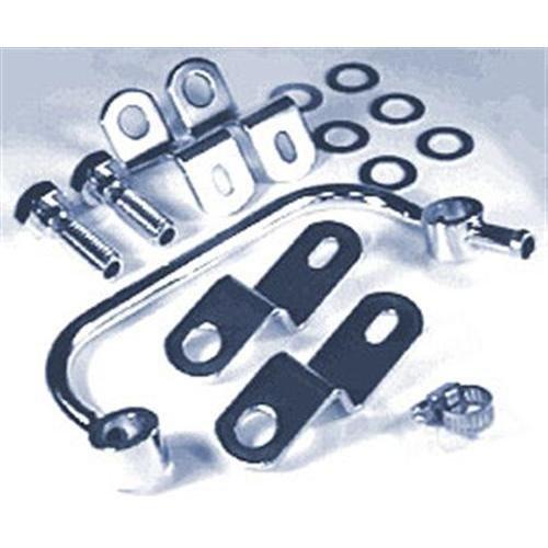BKrider Crankcase Breather Kit for Harley-Davidson Evolution 29308-93 29310-93