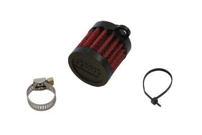 V-Twin 40-0354 - Universal Filter Crankcase Breather