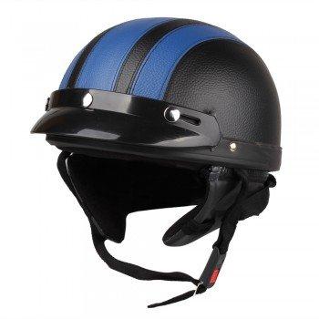 Motorcycle Motorbike Open Face Helmet Visor Goggles Scarf