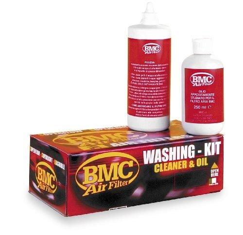 BMC Air Filter Cleaning Kit Detergent Spray Oil WA 200-500