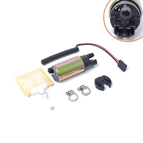 SHENLIJUAN Universal Fuel Pump Automotive Fuel Pump Compatible with Polaris Fuel Pump Compatible with Suzuki Fuel Pump Color  Black