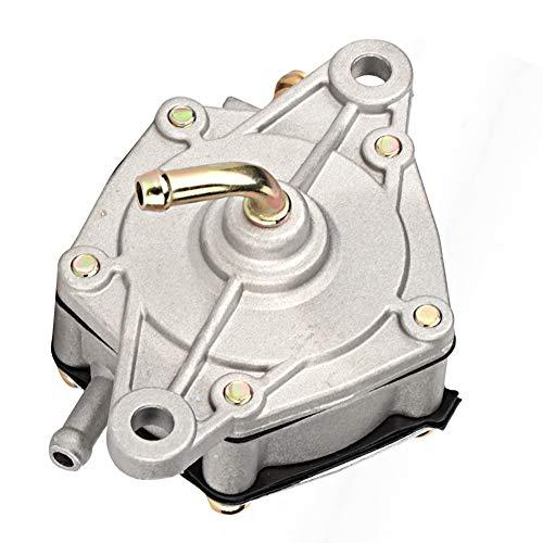 Terisass Fuel Pump Fit for Suzuki -19B10 ALT50 ALT125 ALT185 LT125 LT185 LT230GE LT-F230 LT250EF LT4WD LT-F250 LT-F4WD LT-F4WDX LT300E LT-F300 Fuel System Engine Replacement Parts