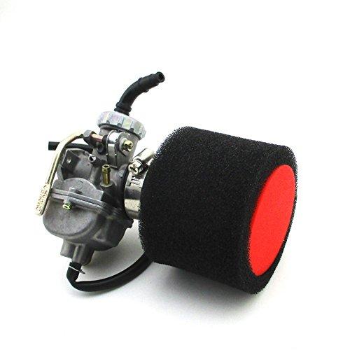 TC-Motor Dirt Bike 20mm Carb Carburetor Air Filter For Honda XR80R XR80 XR 80 R XL75 XL80 XR75 Pit Motor Trail Motorcycle Motocross