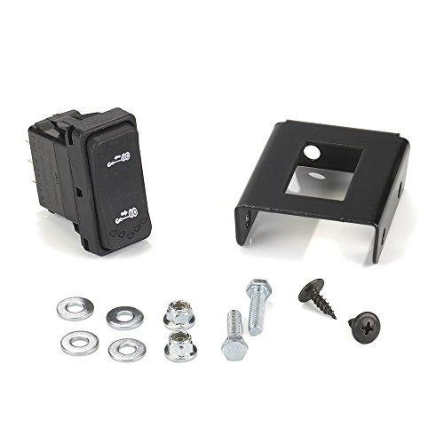 WARN 89587 Vantage Dash Rocker Switch Service Kit