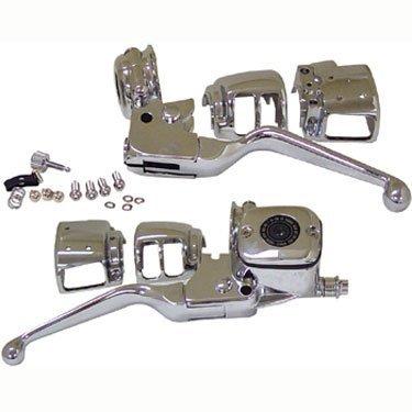 1116 Bore Handlebar Control Kit For Harley 1996 Big Twin 1996-03 Sportsters C01005249