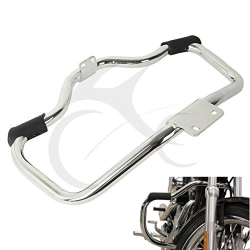 TCMT Mustache Engine Guard Crash Bar For Harley Sportster 883 1200 XL XR 2004-2018