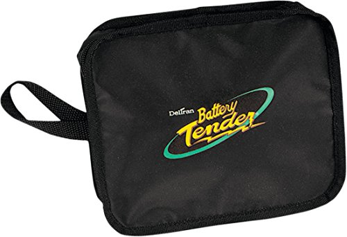 BATTERY TENDER Medium 6 X 8 Inches Charger Pouch