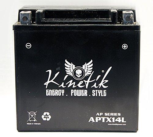 12V 12AH Battery for Honda TRX300 Fourtrax 300 ATV
