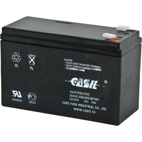 12v 7ah Rechargeable Sealed Lead Acid Battery  EXP1270 Replaces TEMPEST 12V75AHTR75-12ATR72-12A RAZOR Scooter 7ah Enduring CB7-12 CB-7-13